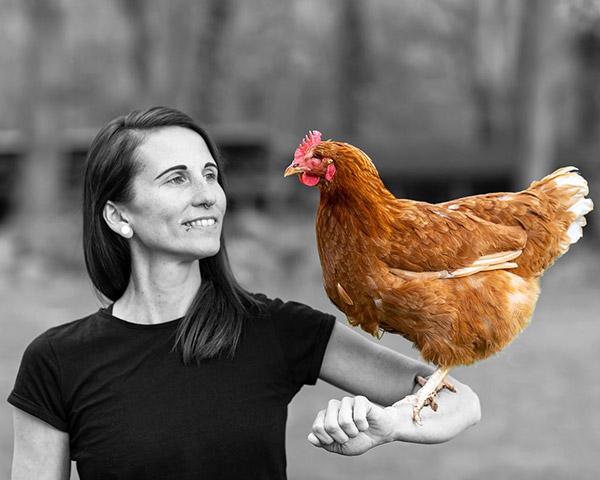 Bild zeigt Annika Bornschein
